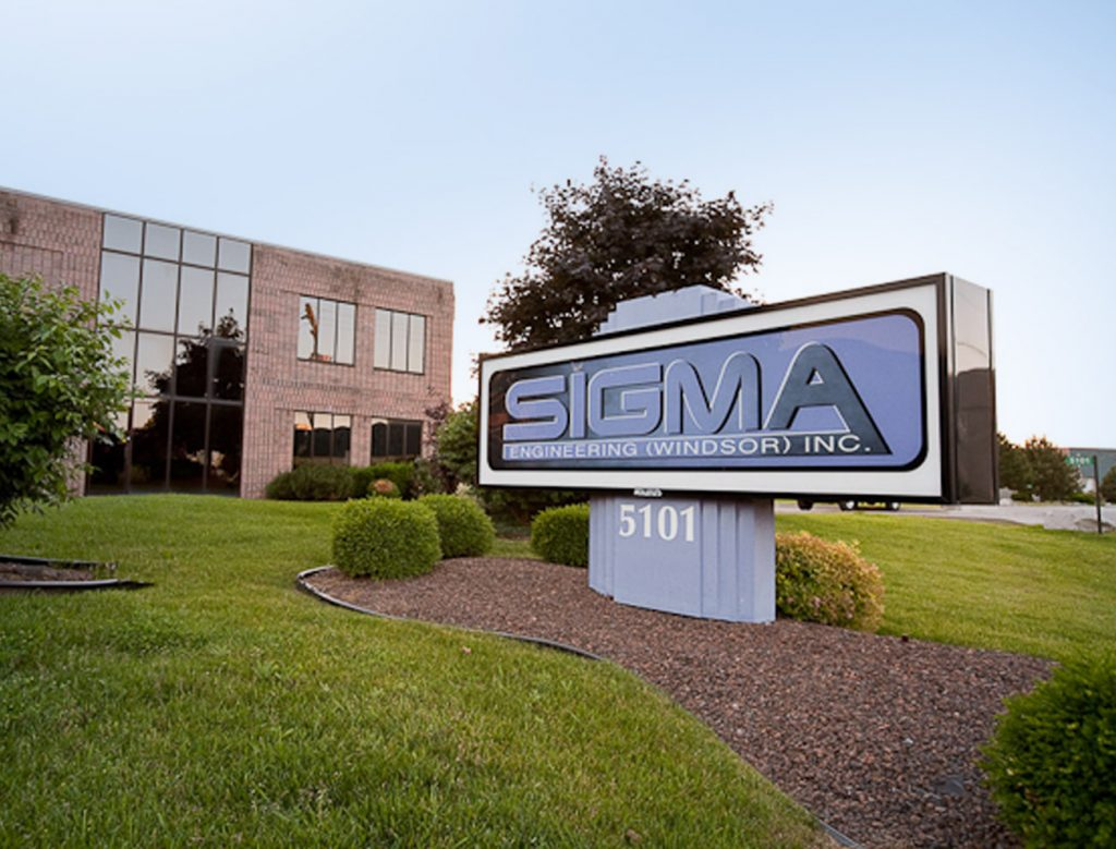 Sigma Building