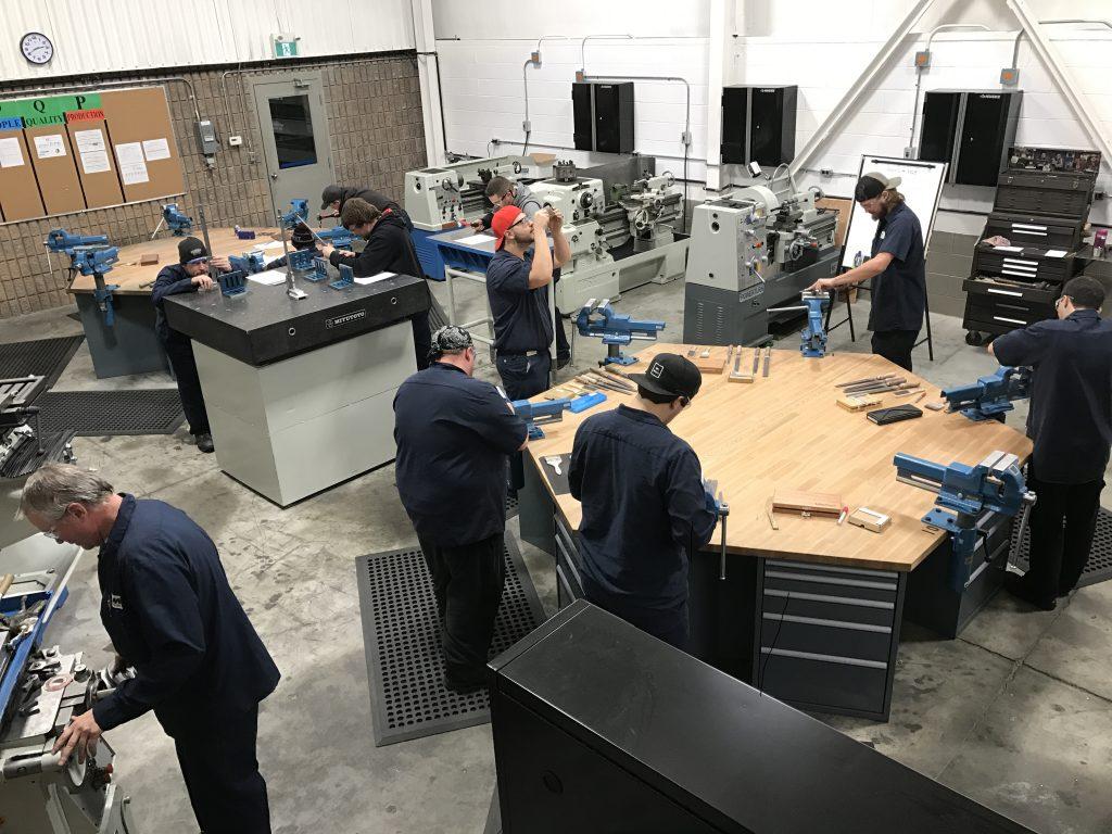 Training Centre Intake October 2017
